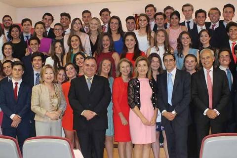 graduacion segundo bachillerato colegio san jose 2017 480x320 - Acto de graduación de la XLII promoción de bachillerato del colegio San José de Estepona