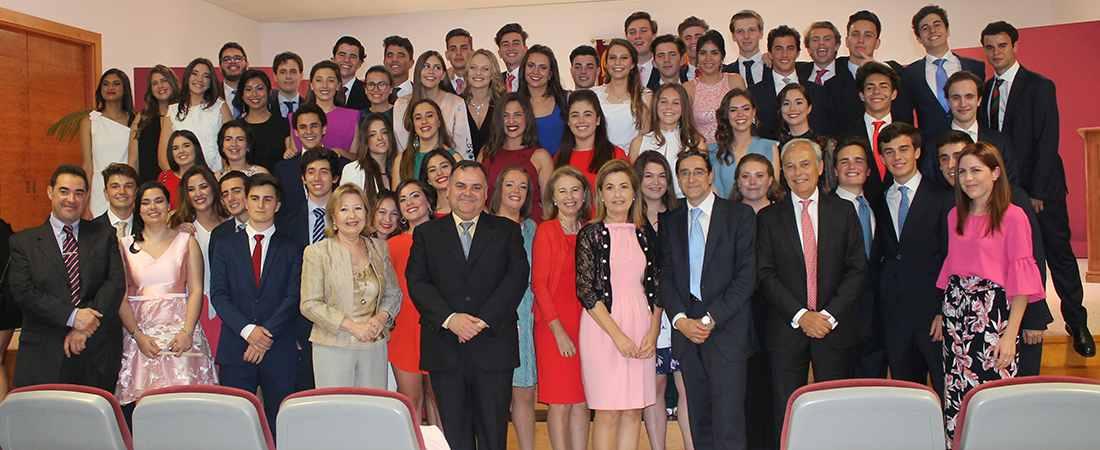 graduacion segundo bachillerato colegio san jose 2017 - Acto de graduación de la XLII promoción de bachillerato del colegio San José de Estepona