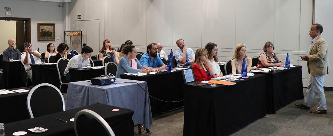 jornada FECEI Madrid junio - FECEI y Cambridge English convocan su segundo concurso Help to Learn para concienciar sobre la huella digital