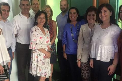 reunion Acade Aragon web 480x320 - Reunión de representantes de la delegación de ACADE en Aragón