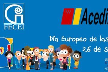 ACEDIM y FECEI animan a sus centros asociados a participar en el Día Europeo de la Lenguas el 26 de septiembre