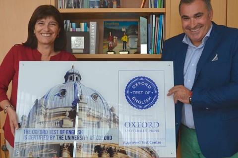 Obradoiro centro examinador Oxford 480x320 - El colegio Obradoiro se convierte en centro examinador del Oxford Test of English