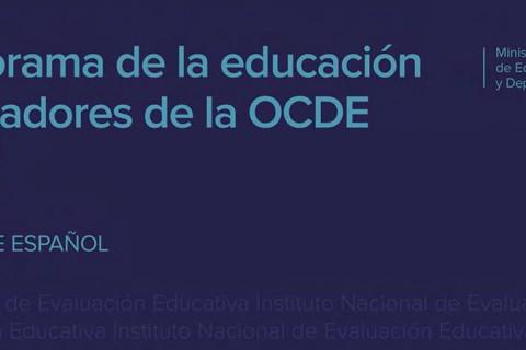 Panorama de la educacion 2017 portada 480x320 - Las cifras de España en el Panorama de la Educación de la OCDE