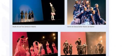 reportaje gala daza 480x218 - Nota de prensa en defensa del sector de la danza, en relación a la Gala de los Goya 2019.