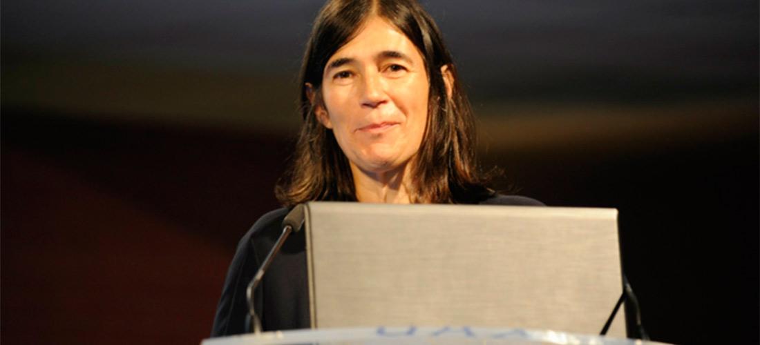 directora CNIO UAX - La directora del Centro Nacional de Investigaciones Oncológicas inaugura el curso en la UAX