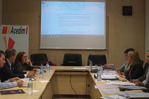 Sectorial ACEDIM 480x320 - ACEDIM aprueba un Código de Buenas Prácticas contra el fraude en el sector que remite a la dirección general de Consumo de Madrid