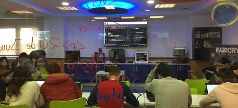 colegio europeao Valley  480x218 - El Colegio Europeo de Madrid incluye un programa de radio y televisión en su proyecto educativo