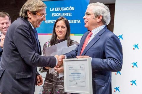 premio Ramon y Caja 1100x500l 480x320 - Colegios de ACADE en los premios a las Buenas Prácticas en la Gestión Educativa del Club de Excelencia en Gestión