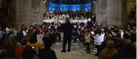 concierto peleteiro 480x207 - La Asociación Sophia organiza un concierto solidario en el colegio Manuel Peleteiro