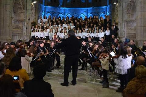 concierto peleteiro 480x320 - Concierto benéfico en el colegio Peleteiro de Santiago de Compostela