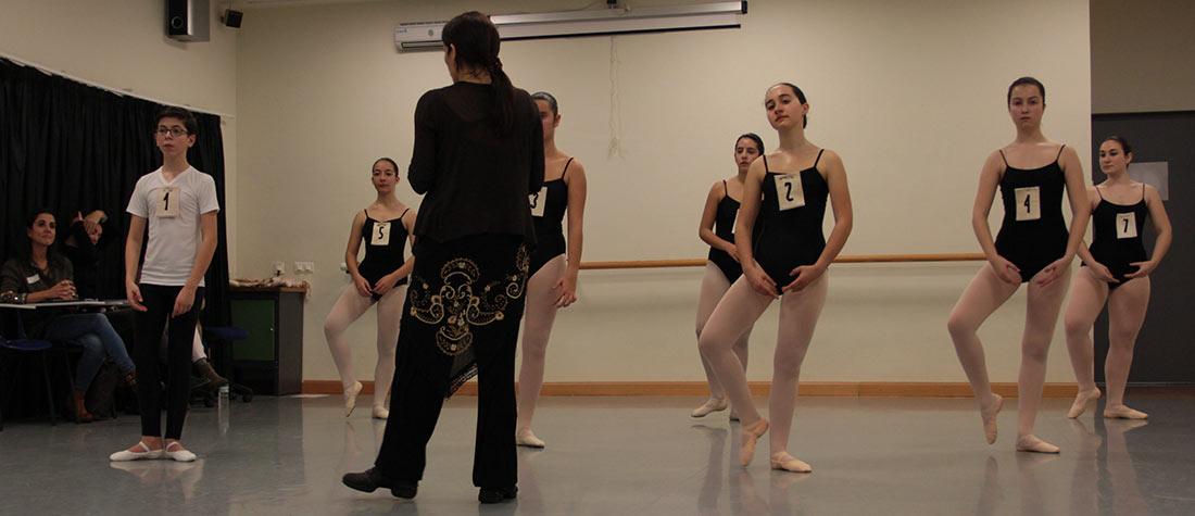 examanes clasico 1100x475 - Segundo periodo de Exámenes Privados de Danza en febrero