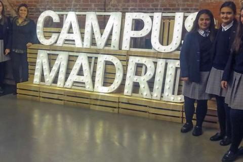 IN-Ganadores concurso Xataka en Campus Google Madrid