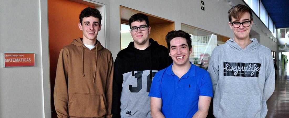 alumnos olimpiada Peleteiro