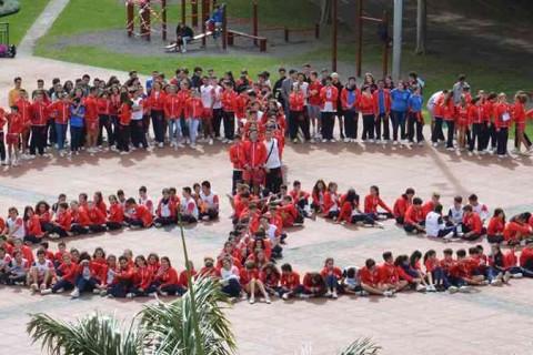 xi carrera solidaria colegio arenas 2018