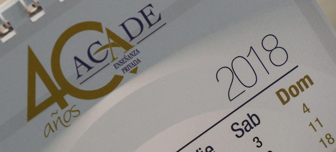 calendario ACADE 2018 - Real Decreto de medidas extraordinarias para hacer frente al impacto económico y social del COVID-19