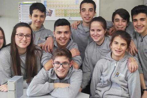 colegio peleteiro concurso ISIS 480x320 - Un código generado por alumnos de Peleteiro ejecutado por los astronautas de la Estación Espacial Internacional dentro del concurso Astro Pi Mission Zero