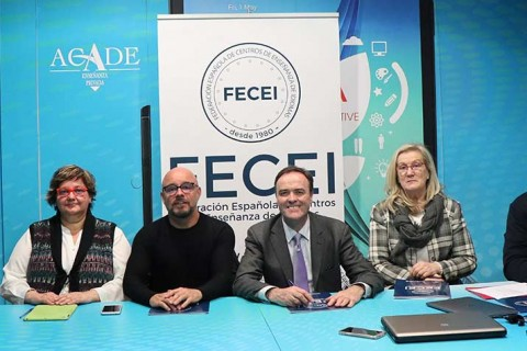 Ejecutiva FEcei 2018 480x320 - Celebrada la reunión de la Comisión Ejecutiva de FECEI