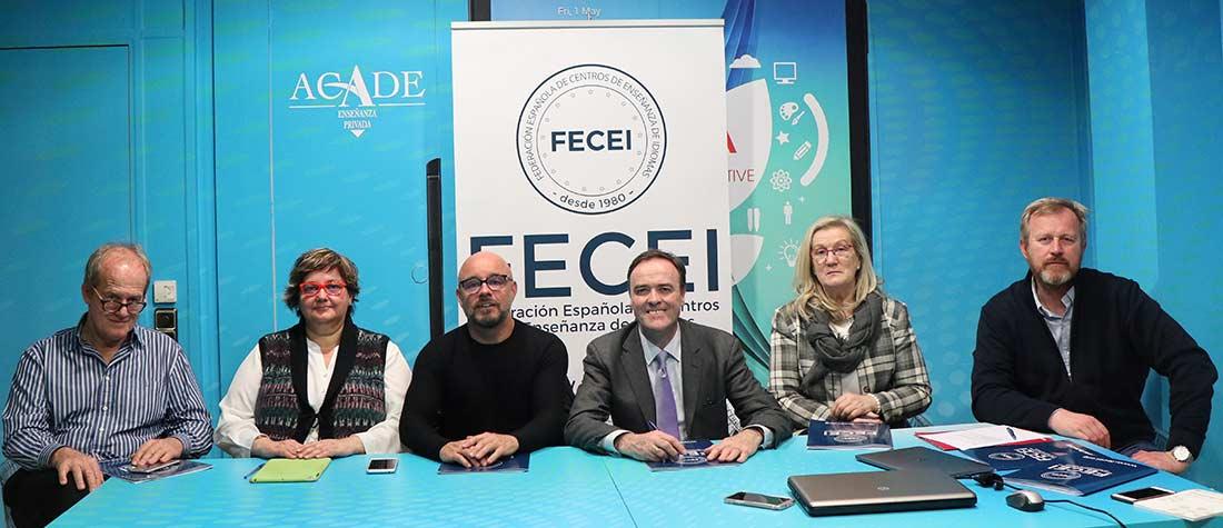 Ejecutiva FEcei 2018 - Celebrada la reunión de la Comisión Ejecutiva de FECEI