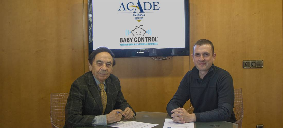 IN Firma Acuerdo Baby Control 2018 - Baby Control se apunta al Black Friday