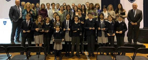 X ANIVERSARIO colegio internacional aravaca 600x245 - Javier Urra y Alfredo Santos presentarán el Programa Alerta Bulling Ginso en la Convención de ACADE