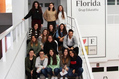 alumnado de educacion de florida uni 1 480x320 - Alumnos de educación de Florida Universitària narrarán cuentos coeducativos a más de 2.500 escolares valencianos