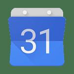logotipo googlecalendar - Acompáñanos el 26 de abril. Celebra 40 años de la educación privada