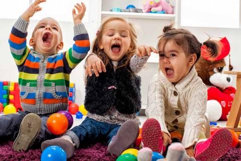 niños jugando riendo 480x320 - Noticias de la Sectorial de Escuelas Infantiles