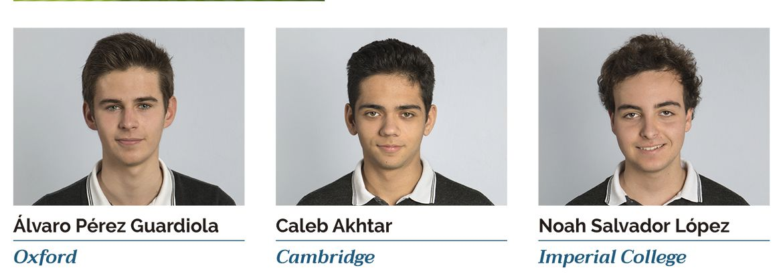 alumnos universidades ingles british school - Alumnos del British School Alzira admitidos en Oxford, Cambridge y el Imperial School