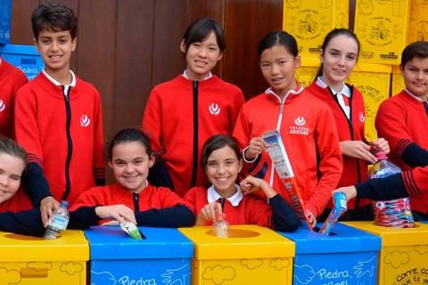 calidad colegio arenas 480x320 - El colegio Arenas obtiene el Certificado de Gestión Ambiental