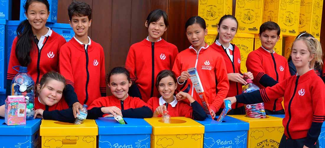 calidad colegio arenas - Acto de graduación de Bachillerato Internacional del Colegio Arenas