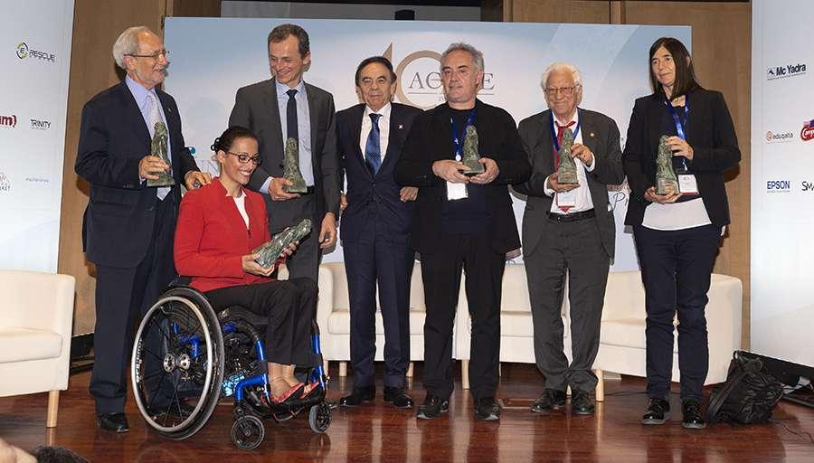 entrevista franc corbi 40 reportaje - Vídeos del 40 aniversario de ACADE