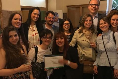 Premios innovacion 480x320 - El Mundo de Mozart, Europeo de Madrid y Devesa School galardonados en los Premios Innovación
