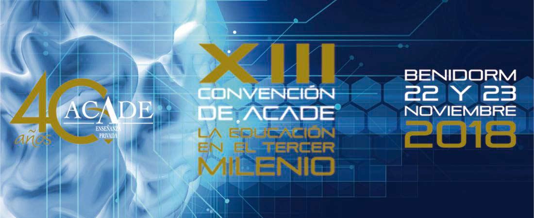 Banner Convencion Home - Ya tienes autobuses entre Alicante y el hotel Meliá Villaitana en la Convención ACADE 2018