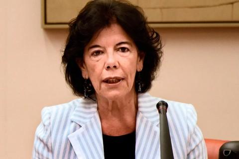 ministra educacion web 480x320 - Propuestas de reformas del Gobierno socialista