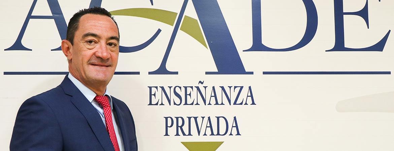 IN juan santiago presidente acade - ACADE alerta de la posible apertura de centros de ocio infantil y ludotecas