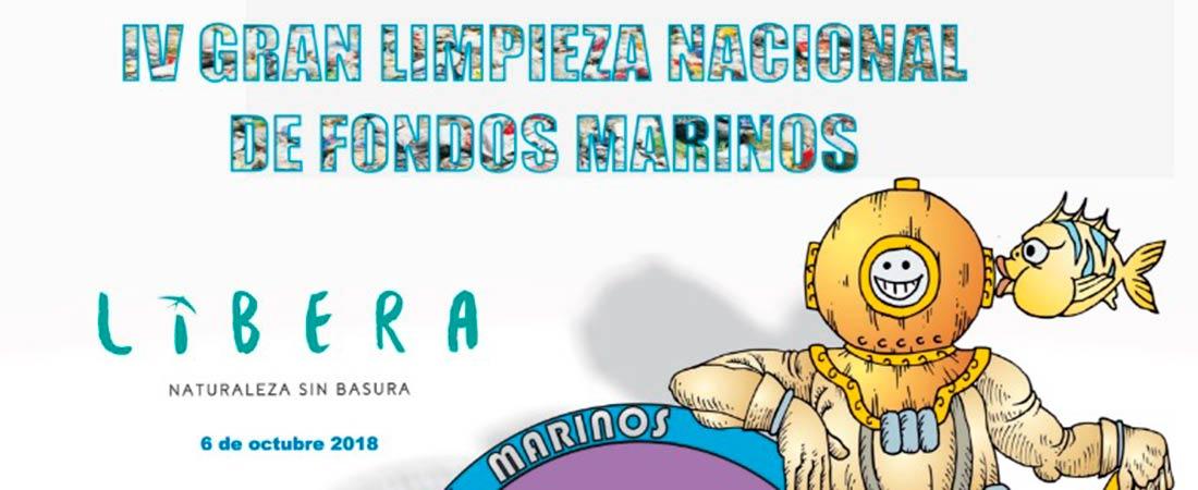 cartel 1 - Laude Fontenebro School participará en una limpieza de fondos marinos