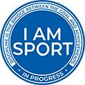 logo i am sport - Patrocinadores 40 Aniversario