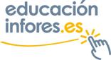logo infores educacion - Patrocinadores 40 Aniversario