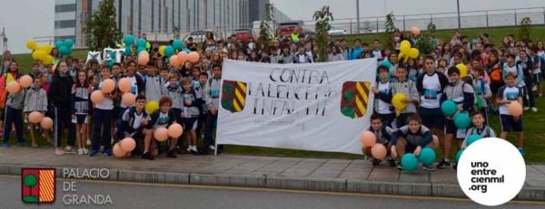 carrera solidaria palacio granda 600x231 - Palacio de Granda participa en el tercer Encuentro Nacional de Centros Innovadores