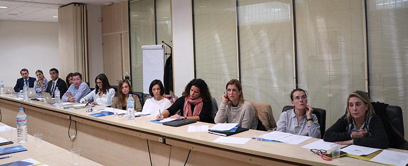 interior club calidad - Veintitrés directivos de Centros de ACADE participaron en la VI sesión del Club de Excelencia e Innovación