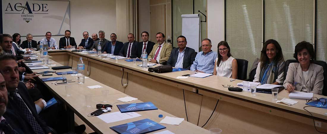 junta directiva ACADE octubre 2018 1 - Reunión de Junta Directiva de ACADE