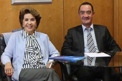 Reunion Ministra Educación ACADE web2  480x320 - Noticias de la Sectorial de Danza