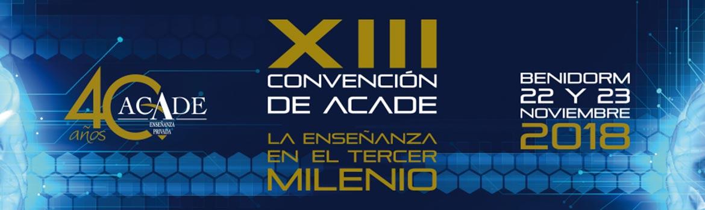 cabecera convencion 2018 - Galería fotográfica de la convención de ACADE 2018