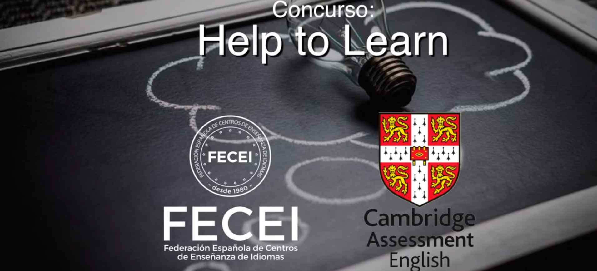feei web - FECEI y Cambridge English convocan su segundo concurso Help to Learn para concienciar sobre la huella digital