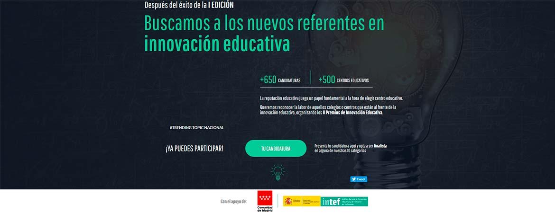 IN segundos premios inovacion educativa - Tienes hasta el 26 de abril para participar en el Programa de Educación Financiera