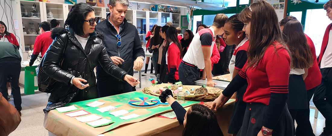RUTA DEL INGENIO CAI - Arenas Internacional se convierte en un gran campo del saber