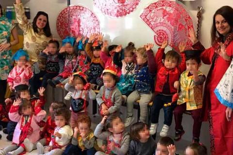 alaria año nuevo chino 2019 480x320 - Alaria Nursery School Celebra el año nuevo chino como parte de su programa de multilingüismo
