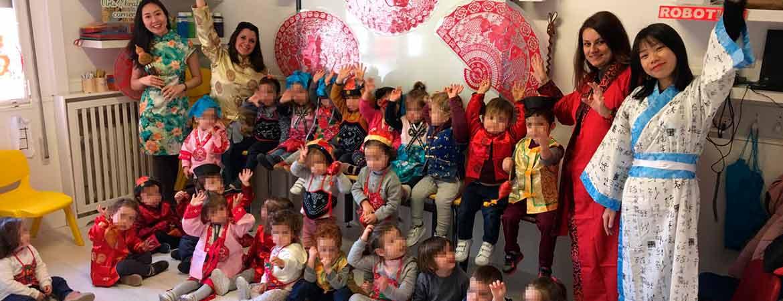 alaria año nuevo chino 2019 - El Día del Niño en Alaria Nursery Schools toda una fiesta