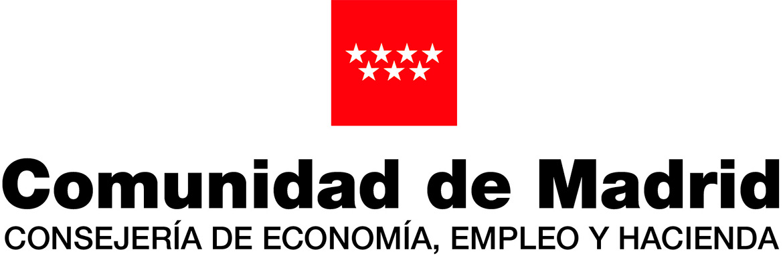 logotipo consejeria hacienda comunidad madrid - El presidente de ACADE se reune con la consejera de Economía, Empleo y Hacienda de la Comunidad de Madrid