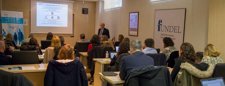 septimo encuentro club excelencia - 35 participantes de 28 centros debatieron sobre el Bachillerato Internacional